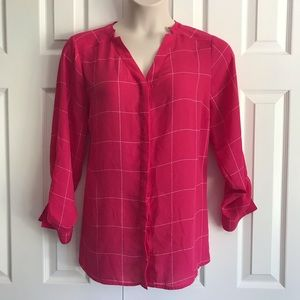 APT 9 Button Down blouse